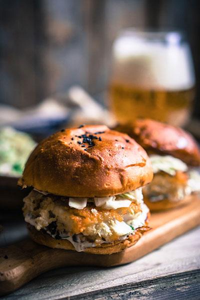 Stuffed Hamburger