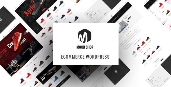 Moodshop - Modern eCommerce WordPress theme