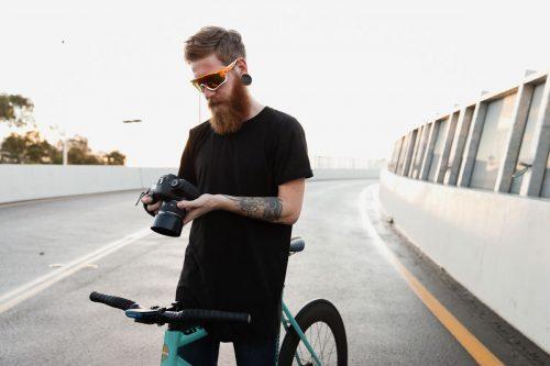 Ass savers – bicycle mudguards