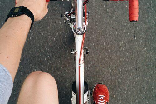 Survive long bike road trips